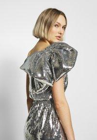 N°21 - Vestido de cóctel - argento - 3