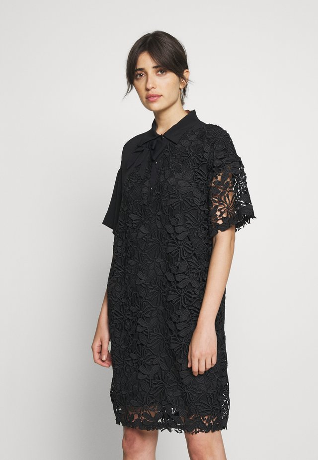 DRESS - Sukienka koktajlowa - black