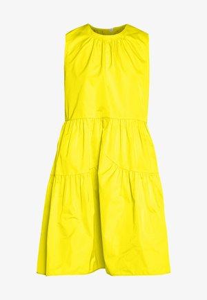 Denní šaty - mimosa