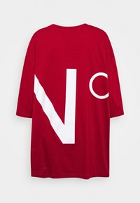 N°21 - T-shirt con stampa - red - 1