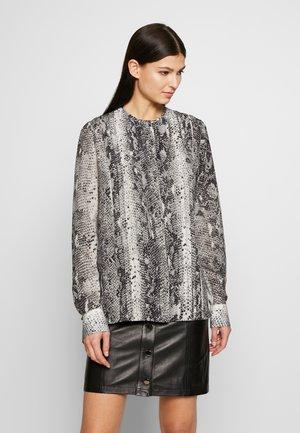 Bluse - grey