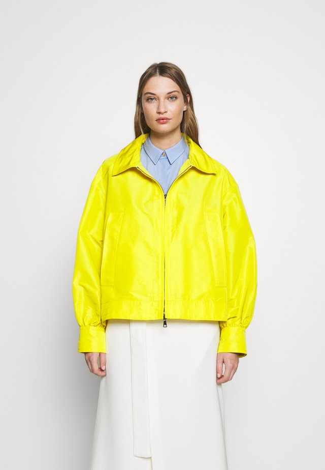SPORTS JACKET - Veste légère - yellow