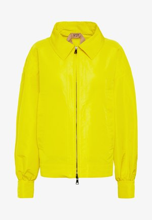 SPORTS JACKET - Giacca leggera - yellow