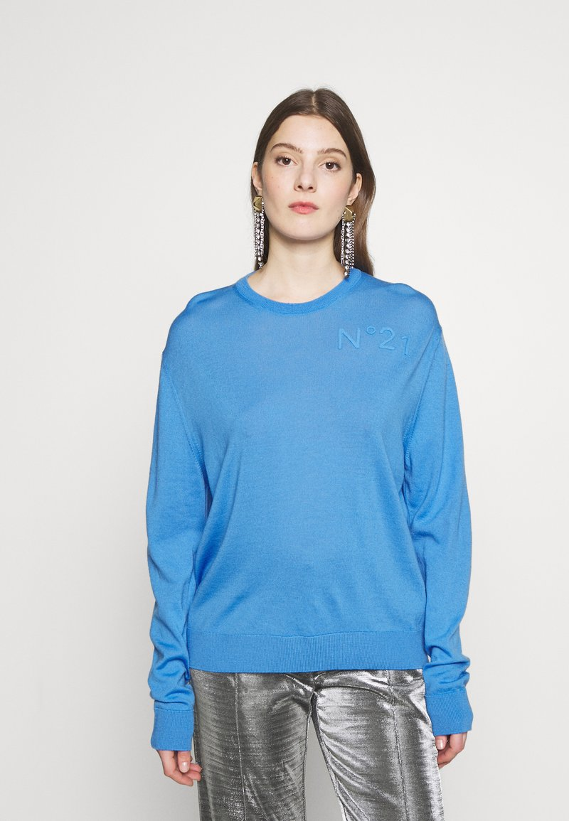 N°21 - Pullover - blue
