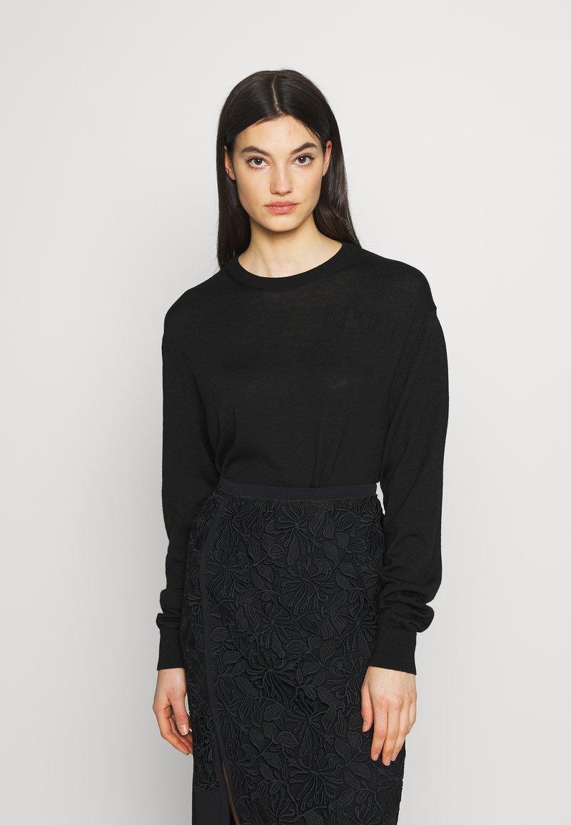 N°21 - Pullover - black