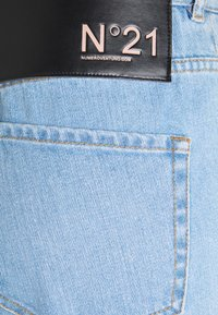 N°21 - Jeans baggy - degradable blue - 2