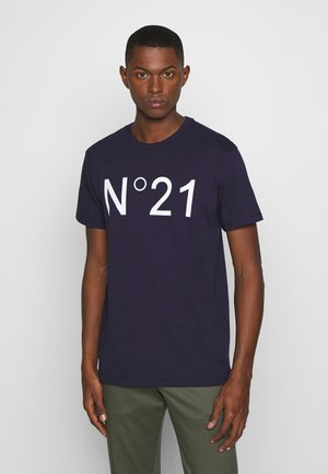 Print T-shirt - bluette