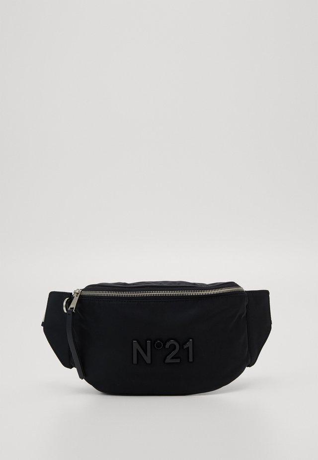 MARSUPIO MONTONE - Bum bag - black