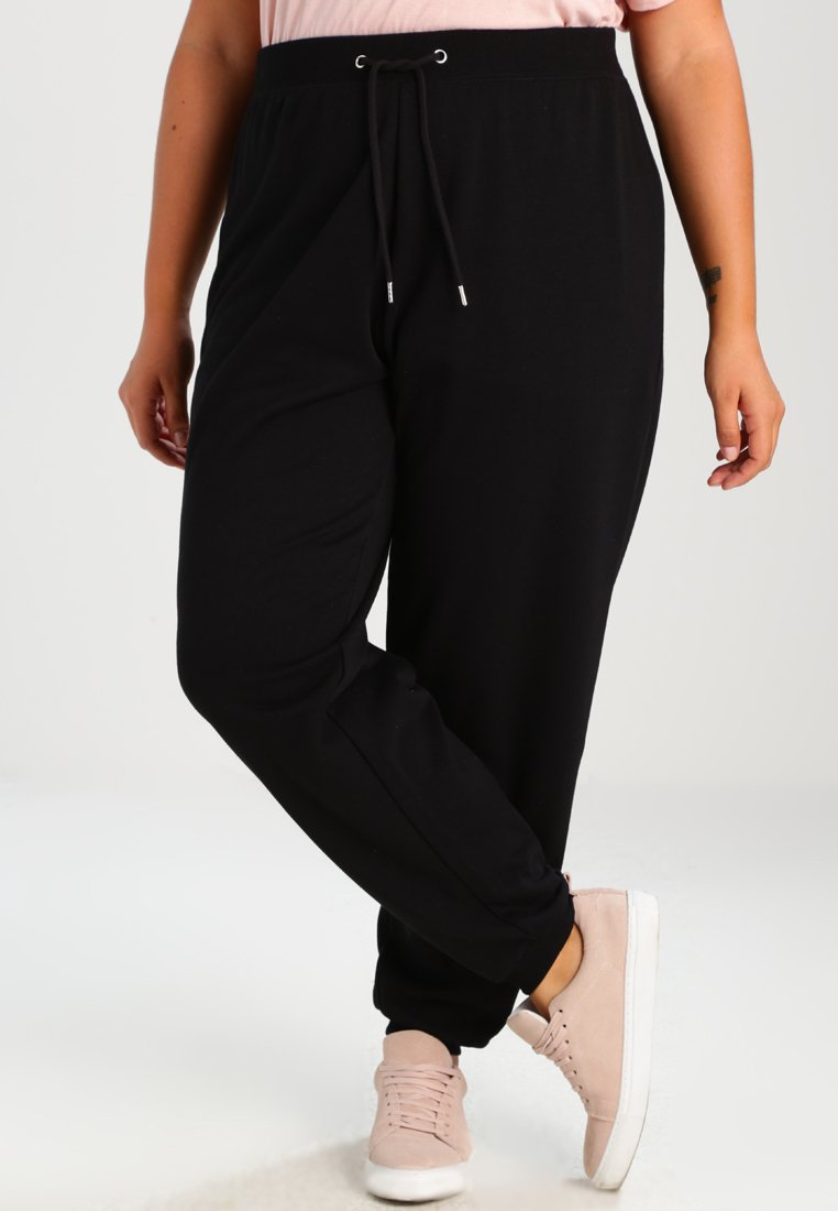 New Look Curves - BASIC - Jogginghose - black