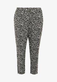 New Look Curves - CURVES LOUISE SPOT JOGGER - Pantalon classique - black - 3