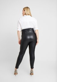 New Look Curves - Leggings - black