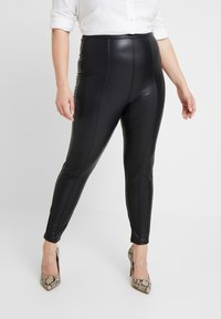 New Look Curves - Leggings - black - 0