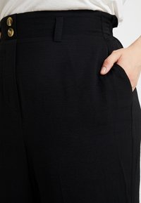New Look Curves - X SOFT UTILITY TROUSER - Kalhoty - black - 5