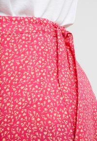 New Look Curves - BLOCK SKIRTS - Kietaisuhame - pink - 4