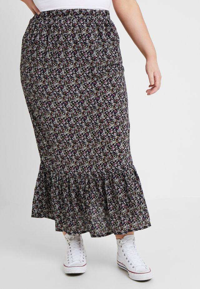 ORLA DITSY MAXI SKIRT - A-line skirt - multi
