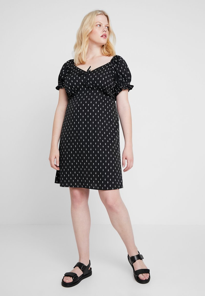 New Look Curves - DRESS - Day dress - black