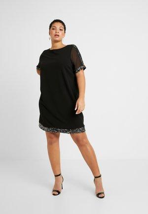 GO SHIFT DRESS - Kjole - black
