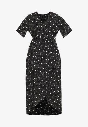 ESMERELDA DRESS - Vestido largo - black