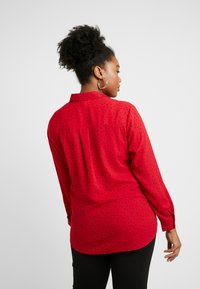 New Look Curves - PRINT - Skjortebluser - red - 2