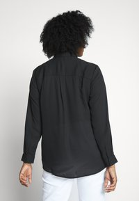 New Look Curves - PLAIN - Camisa - black - 2