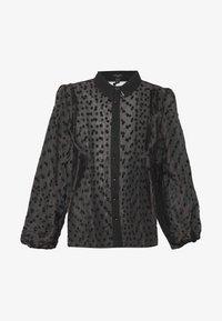 New Look Curves - SPOT BALLOON - Camisa - black - 4