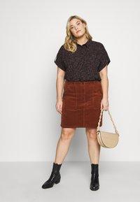 New Look Curves - POCKET - Overhemdblouse - multi-coloured - 1