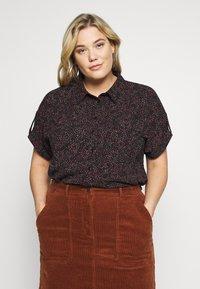 New Look Curves - POCKET - Overhemdblouse - multi-coloured - 0