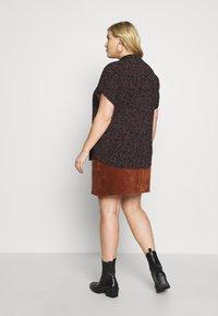 New Look Curves - POCKET - Overhemdblouse - multi-coloured - 2
