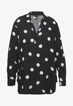 PRINT OHEAD - Košile - black