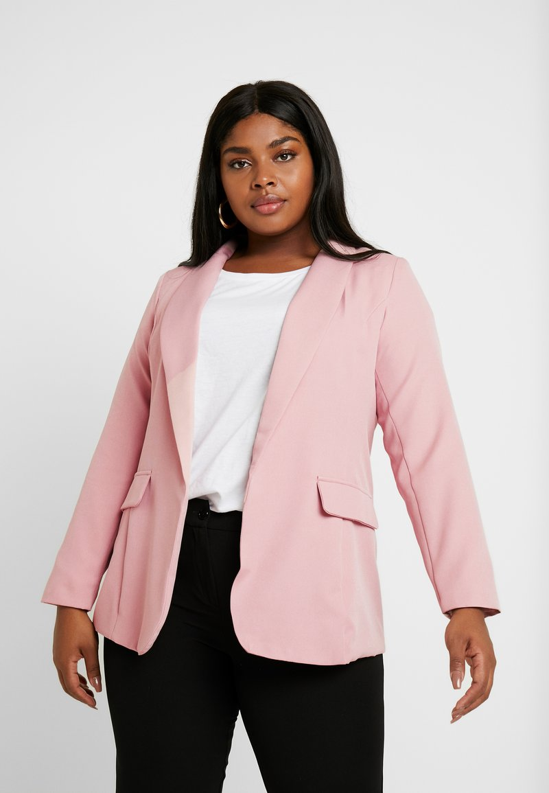 New Look Curves - Blazer - nude