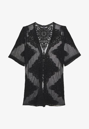 MADDIE KIMONO - Summer jacket - black