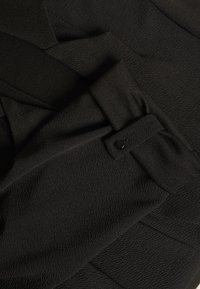 New Look Curves - RIVERPOOL TAB SLEEVE - Short coat - black