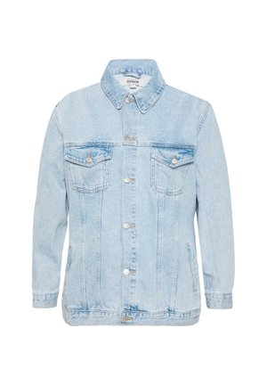 OVERSIZED JACKET - Veste en jean - light blue