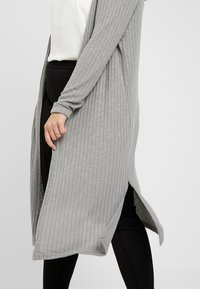New Look Curves - CARDI - Cardigan - grey - 4