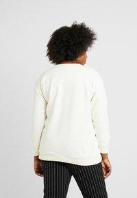 New Look Curves - BONE PHOTOGRAPHIC - Sudadera - cream - 2