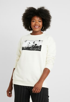 BONE PHOTOGRAPHIC - Sweater - cream