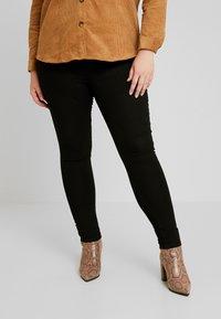 New Look Curves - DEST - Jeans Skinny Fit - black - 0