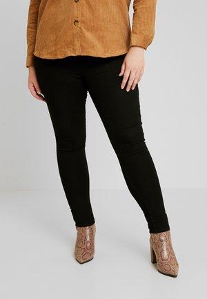 DEST - Skinny džíny - black