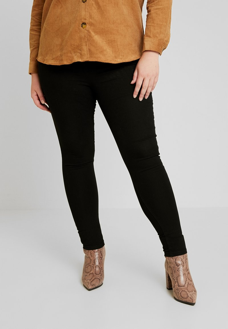 New Look Curves - DEST - Jeans Skinny Fit - black