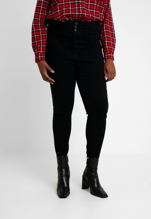 LIFT AND SHAPE - Jeans Skinny Fit - black