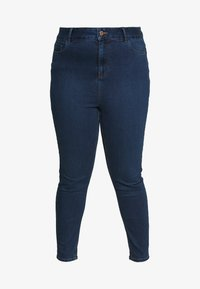 New Look Curves - LIFT & SHAPE JEAN  - Jeans Skinny - mid blue - 4