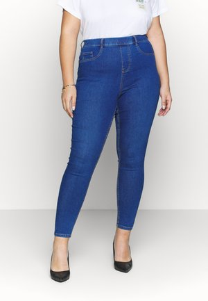 LIFT & SHAPE JEGGING - Jeggings - mid blue