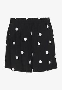 New Look Curves - FLIPPY - Shorts - black - 1