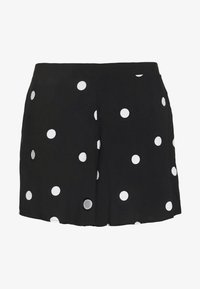 New Look Curves - FLIPPY - Shorts - black - 0