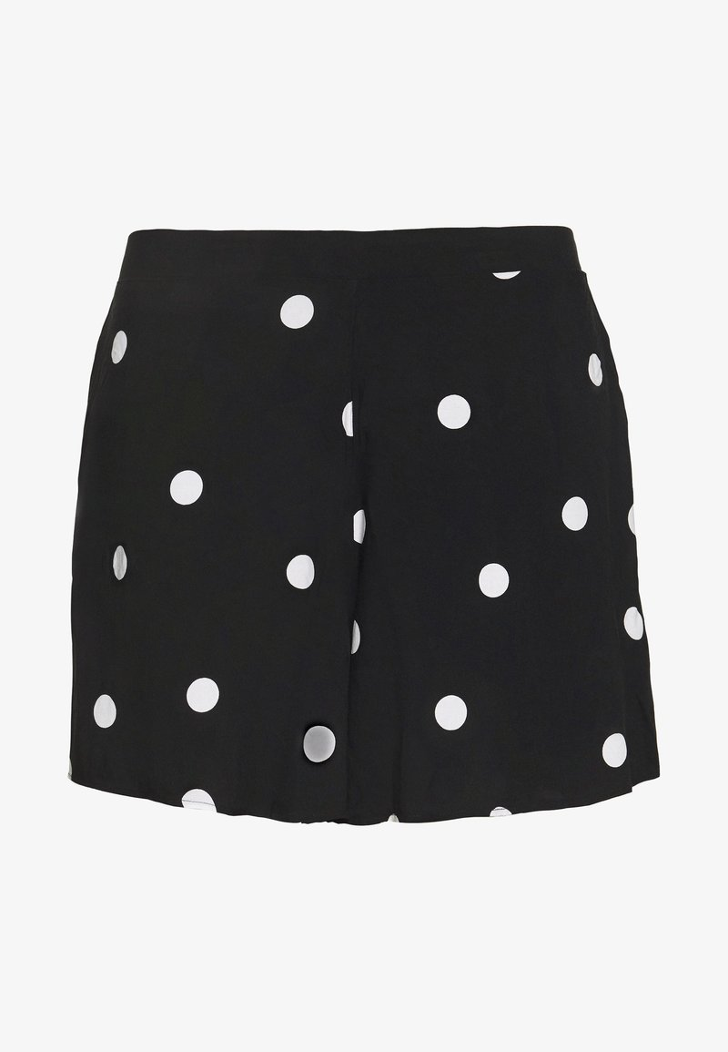 New Look Curves - FLIPPY - Shorts - black