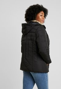 New Look Curves - MAISIE FITTED PUFFER - Veste d'hiver - black - 3