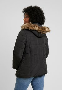 New Look Curves - MAISIE FITTED PUFFER - Veste d'hiver - black - 2