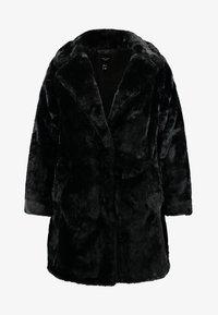 New Look Curves - COAT - Winter coat - black - 3