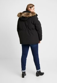 New Look Curves - SKI - Parkatakki - black - 2