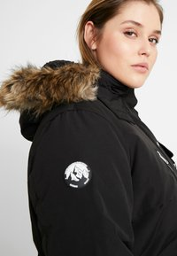 New Look Curves - SKI - Parkatakki - black - 5